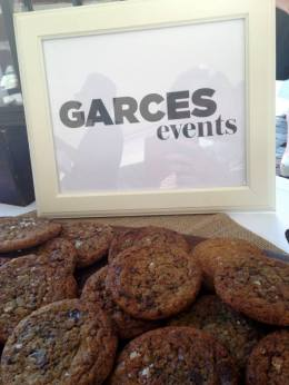 The Garces chocolate chip cookies with sea salt were a HUGE hit!