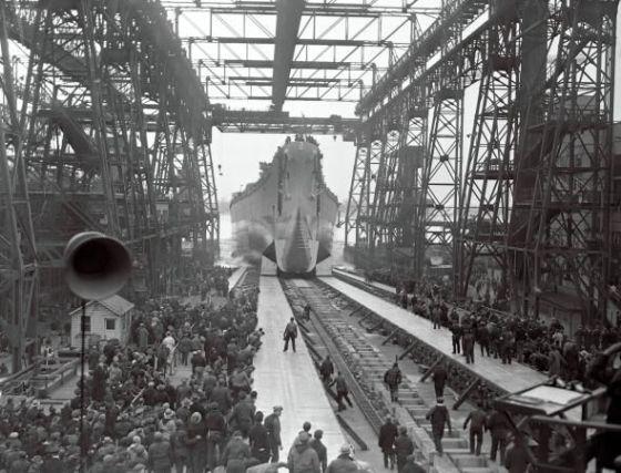 Battleship NJ